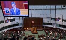 Hong Kong leader warns democracy Activists of \'anarchy\'
