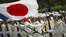 Japan approves record US $42 billion military budget to counter China\'s rise