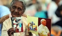 Pope Francis to celebrate Sri Lanka Mass