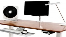 Now, a desk that can help you lose weight!