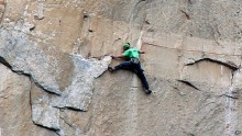 Free climbers reach El Capitan peak, make history