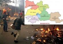 Three killed, 10 injured in riot in Gujarat's Bharuch district