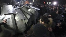 Armenia clashes over Russian soldier