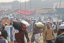 Second phase of Biswa Ijtema begins today