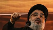 Hezbollah chief threatens Israel over Syria strikes