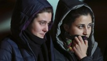 Italian women abducted in Syria arrive in Rome
