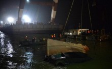Over 20 missing after boat sinks in eastern China