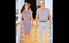 William, Kate and Harry join Twitter, Instagram