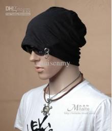 Headgear for men this winter