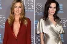 Jennifer Aniston: Jolie\'s Unbroken \