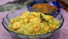 Recipe of Prawn Pulao