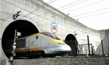 Eurostar suspends train services after tunnel smoke detected