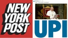 New York Post and UPI Twitter accounts hacked