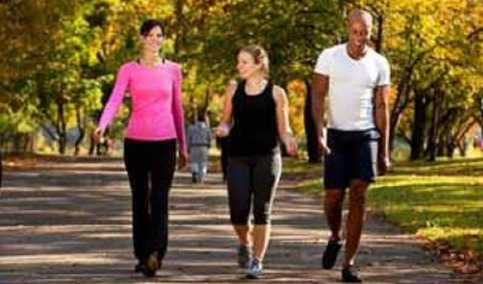 Walk 20 minutes a day, beat early death
