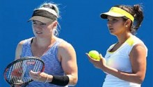 Sania Mirza equals career-best fifth rank in WTA rankings