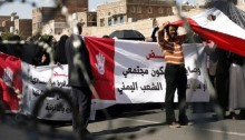 Yemen: Houthi rebels clash with army in Sanaa