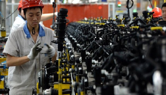 China's growth slows to 7.4% in 2014