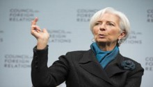 A debt is a debt: IMF Chief to Greece