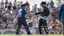 New Zealand beat Sri Lanka by 4 wickets