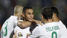 Favourites Algeria storm back for decisive win