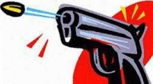 AL leader bullet-hit in Shympur clash