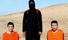 Japan denounces IS video threatening to kill two japanese