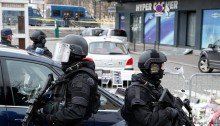 Four charged in Paris kosher market shooting