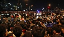 Shanghai stampede: China punishes officials