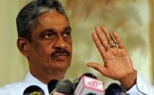 Sri Lanka rehabilitates ex-army chief Sarath Fonseka