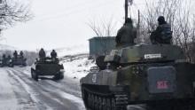 Russia has 9,000 troops in Ukraine - President Poroshenko
