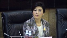 Ex-Thai PM Yingluck Shinawatra impeached over rice policy