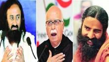 Baba Ramdev, Sri Sri, Advani, Bachchan to receive Padma awards on Republic Day
