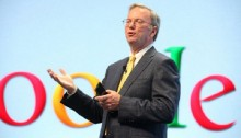 Internet will 'disappear', Google boss tells Davos