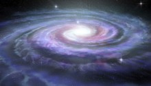 Milky Way wormholes could be 'galactic transport system'