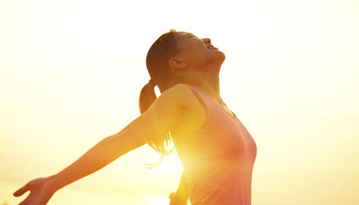 6 absolute reasons why you should soak up the sun