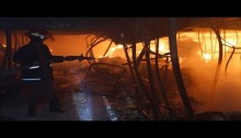 Gazipur factory fire yet to be extinguished