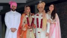 Soha Ali Khan ties the knot with Kunal Kemmu