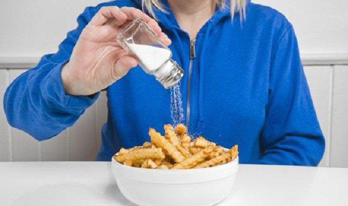 Salt can increase risk of stomach cancer, new research warns