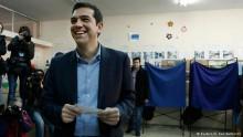 Voting underway in Greece