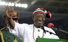 Nigerian President vows to end Boko Haram insurgency