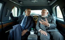 As part of back-up plan for Obama, US air force jets land in Jaipur