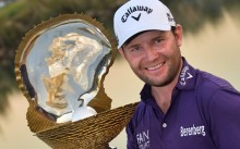 Qatar Masters: Branden Grace completes one-shot win in Doha