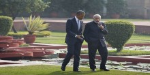 In India, Obama aims to improve countries\' ties