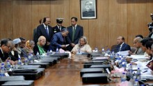 Sheikh Hasina feels embarrassed
