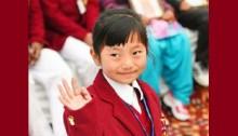 8-year-old girl who saved grandma's life gets bravery award