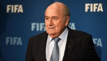 Sepp Blatter calls for Uefa to show \'courage\' and challenge him