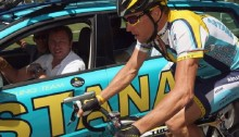 Lance Armstrong: Brian Cookson should have banned Astana