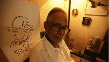 Times of India cartoonist RK Laxman dies