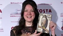 Helen Macdonald wins Costa Book of the Year 2014