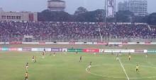 Malaysia beat Bangladesh by 1-0